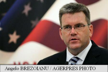 US Charge d'Affaires: We will continue to work with Romania to protect the ideas and institutions of democracy