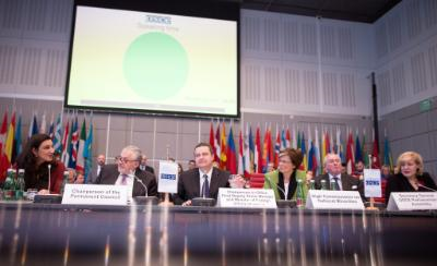 Cyprus promotes resolution on missing persons at OSCE meeting