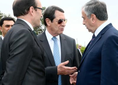 Peace really has a chance in Cyprus, Eide says