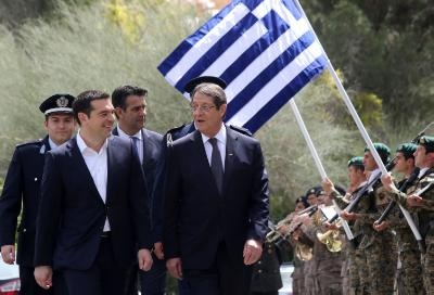 Greece's support to Cyprus is pivotal, says President Anastasiades