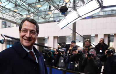 President in Brussels for crucial Euro Summit on Greece