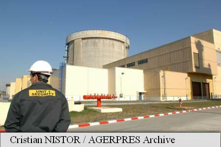 Cernavoda n-plant's two units put out more than 6.56 million MWh, Jan.-July, 2015