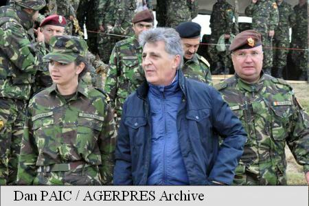DefMin Dusa: Romania will continue to conduct joint exercises with its NATO partners