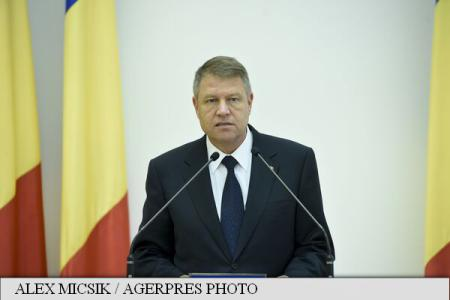 President Iohannis on R.Moldova Independence Day: I wish Romanians on both sides of Prut River joined in EU