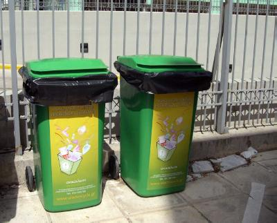 Primary schools promote recycling among pupils at an early age