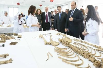 Turkey's stance causes problems to CMP's exhumation program, Fotiou says