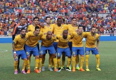 APOEL qualifies for Champions League play-offs