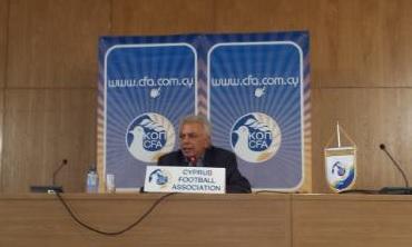 Koutsokoumnis reelected CFA President