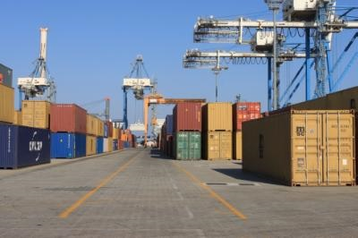 Trade deficit lower in first five months, compared to last year