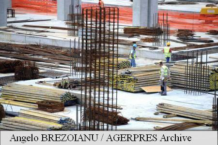 Romania leads monthly June 2015 rises in EU production in construction