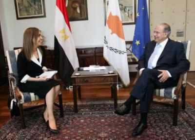 Nicosia and Cairo enjoy one of best periods in relations, says outgoing Egyptian Ambassador