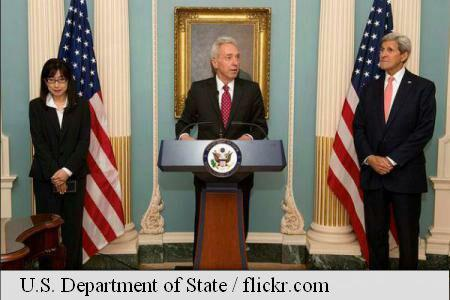 Newly sworn-in US ambassador Klemm hails Romania's efforts to root out high-level corruption