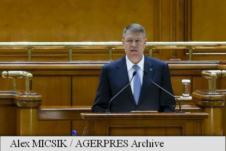 President Iohannis on migrant crisis: Things among partners are not solved by force, but in agreement
