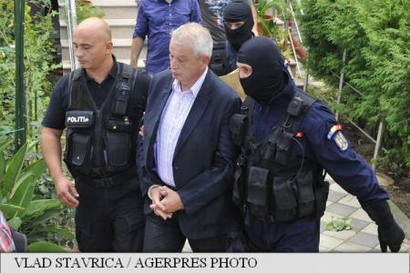Bucharest Mayor Sorin Oprescu arrested for 30 days