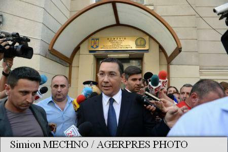 PM Ponta at DNA: European Court of Justice says we should mind our business; there is no case here