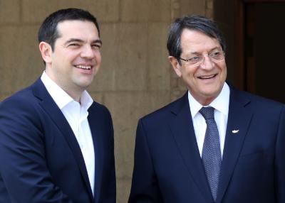 President Anastasiades to be represented by Tsipras at EU informal Summit