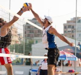 U20 European Beach Volleyball Championship kicks off today
