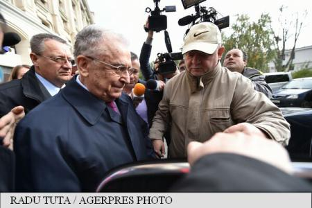 Former president Ion Iliescu charged of crimes against humanity