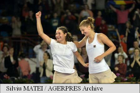Romanian Begu-Niculescu pairing advances to Wuhan doubles final