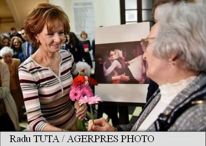 Princess Margareta celebrates seniors included in 'Flowers for the Soul' campaign at St. Sava College