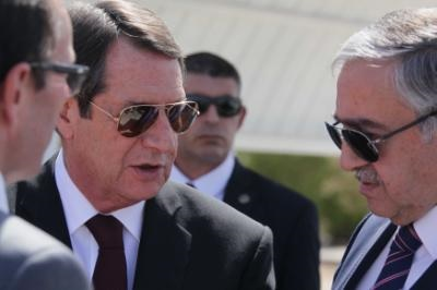 President to discuss Akinci's statements in their next meeting on October 12