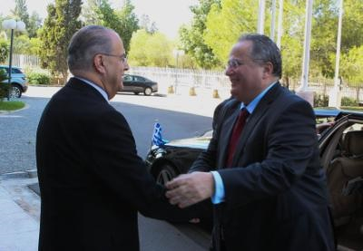 Cooperation between Greece and Cyprus more substantial and detailed, Greek FM stresses