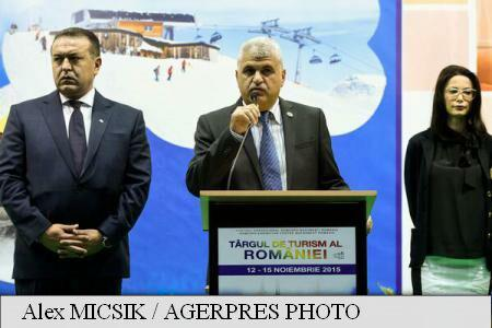 ANAT's Marin: Romanians, more interested in buying early booking packages at Romanian Tourism Fair