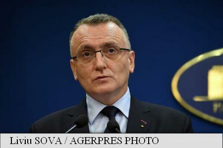 President officially takes note of Oprea's resignation, Cimpeanu appointed acting Vice-PM and IntMin