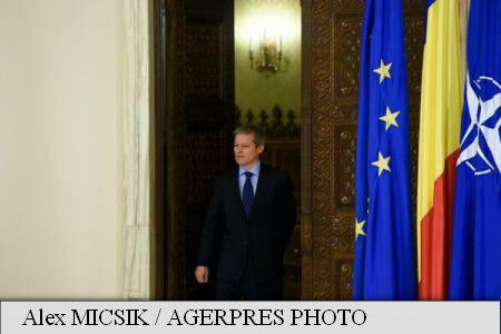 Ciolos governing lineup takes oath of office
