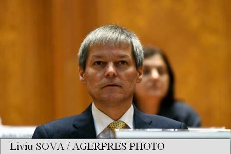 Ciolos: We can only govern by side of political forces democratically represented in Parliament