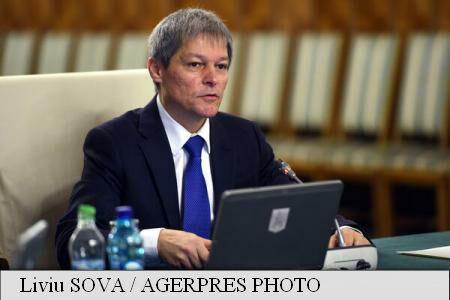 PM Ciolos meets European Commissioner Bienkowska