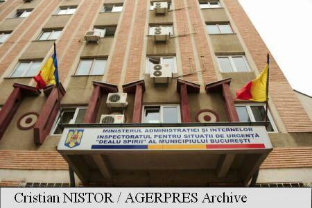 ISU Bucharest-Ilfov management, dismissed; IGSU to appoint replacement