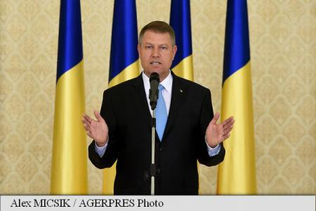 President Iohannis embarks on two-day official visit to Slovakia