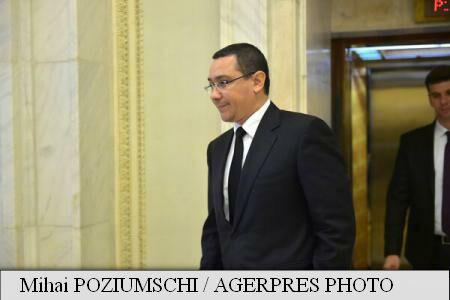 Resigning PM Ponta: I will recommend Mircea Dusa for acting PM