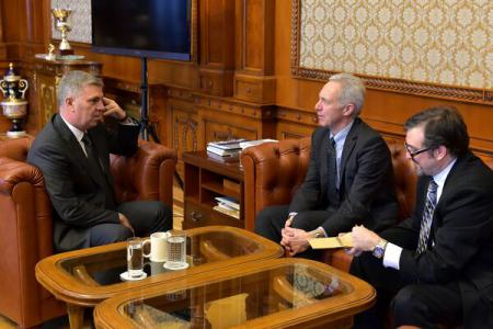 Things stable, predictable in Romania, says Chamber Speaker