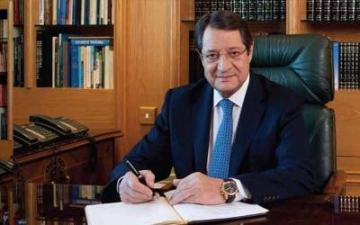 President Anastasiades: Cyprus is entering an era of growth and stability