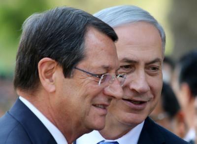 President Anastasiades in Israel and Ramallah to meet Netanyahu and Abbas