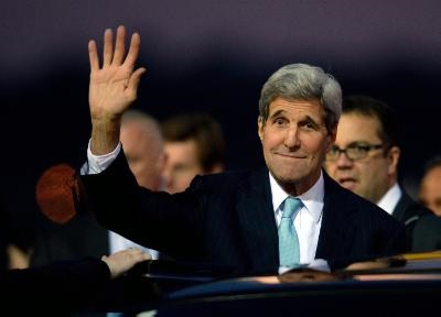 Kerry and Hammond discuss the Cyprus problem