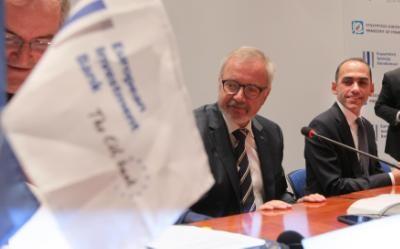 EIB signs €115 million finance agreements in Nicosia