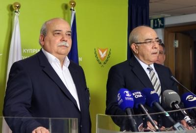 Greek House President: Greece and Cyprus face three challenges
