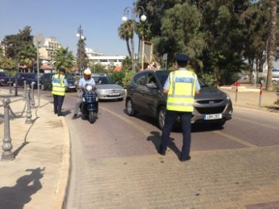 Cyprus Police heightens security measures after Paris attacks