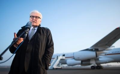 German FM in Cyprus on Tuesday