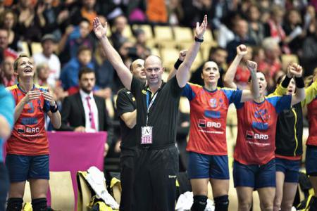 Women handball: Romania wins bronze, after defeating Poland in Denmark's World Championships
