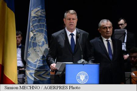 President Iohannis: UN role increasingly important in current volatile security context