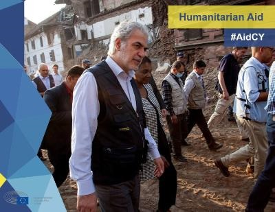 Commissioner Stylianides: Handling the refugee crisis is a top priority