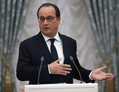 François Hollande to discuss Cyprus problem with President Anastasiades