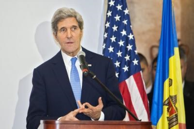 Kerry to discuss Cyprus issue with Cypriot President