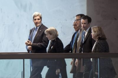 US Secretary of State in Nicosia for contacts