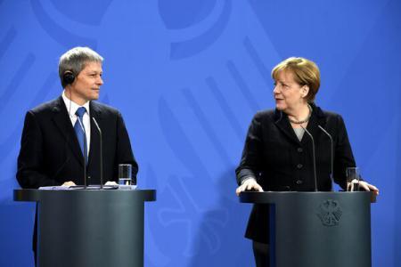 Chancellor Merkel: Enhanced economic relations require further improvement of Romanian judiciary system