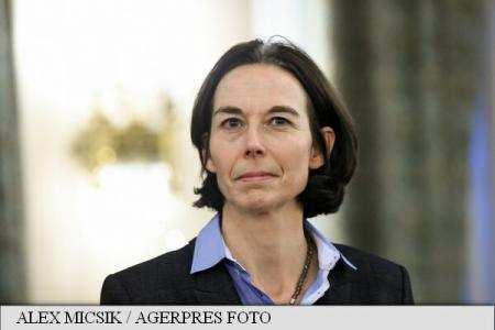 Andrea Schaechter to be replaced by Reza Baqir as head of IMF mission to Romania